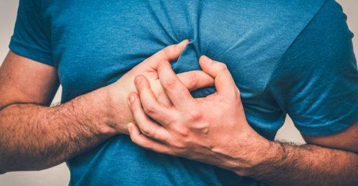 Estudo brasileiro liga risco de ataque cardíaco à falta de perdão