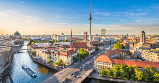 Alemanha oferece bolsas de até 2.750 euros mensais para brasileiros