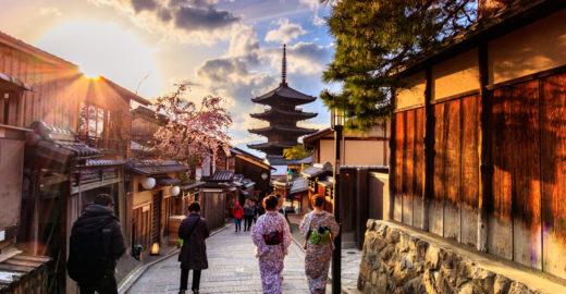 Kyoto, no Japão, cria guia de etiqueta para turistas