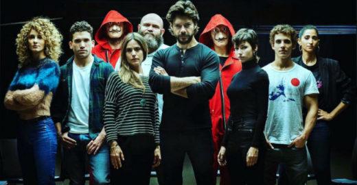 'La Casa de Papel' lança trailer da 3ª temporada