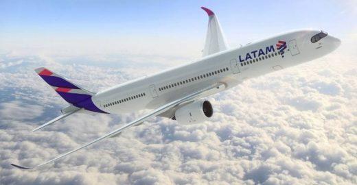 Latam é eleita a melhor companhia aérea da América do Sul