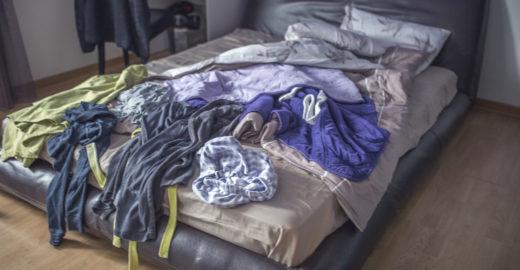 Bactérias da gonorreia são encontradas em lençóis com 1 semana de uso