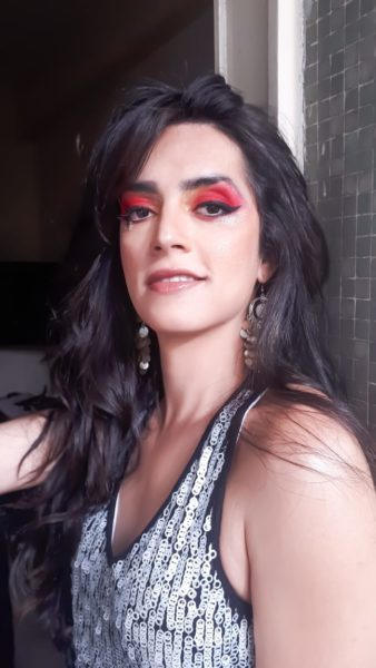 Leona Jhovs, mulher trans