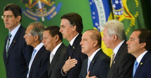 Cabeça do presidente do BNDES 'está a prêmio', diz Bolsonaro