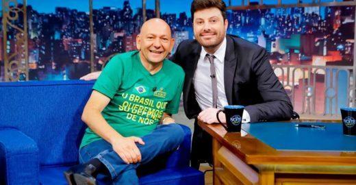 Dimenstein: Luciano Hang revela que doença de Bolsonaro é contagiosa