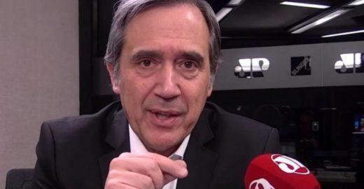 Villa sai da Jovem Pan após suspensão ao criticar Bolsonaro