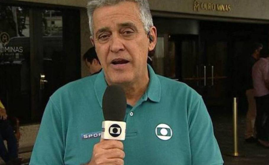 O jornalista Mauro Naves