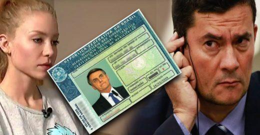 Dimenstein: a relação entre Sérgio Moro e Najila Trindade