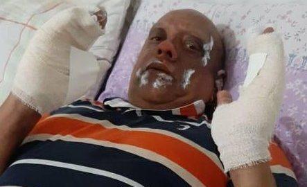 Ex-mestre de bateria da Beija-Flor é alvo de tentativa de latrocínio