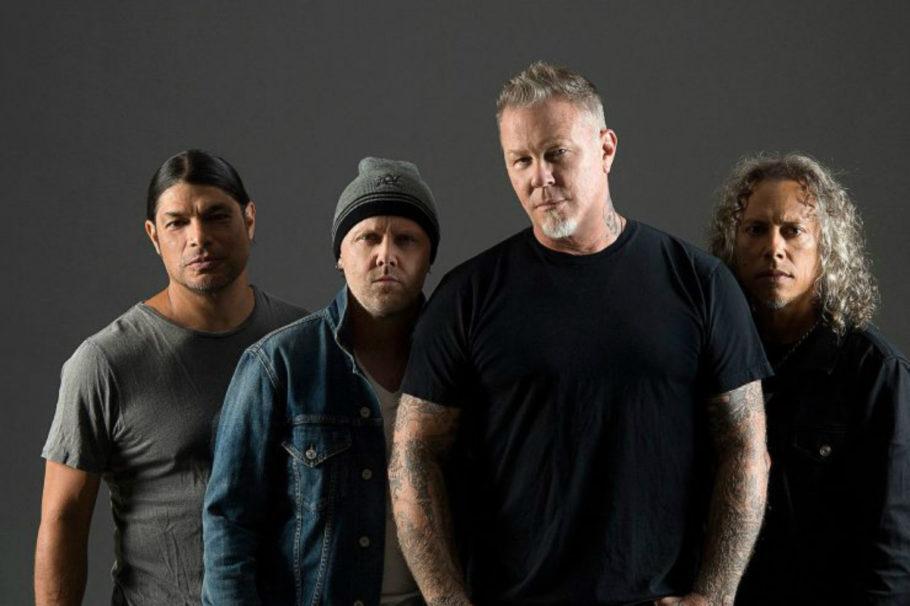 Metallica é uma banda norte-americana de heavy metal originária de Los Angeles, mas com base em San Francisco