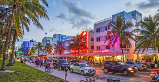 Hotéis em Miami oferecem descontos especiais até setembro