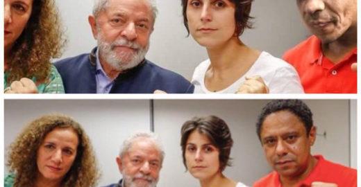 Dimenstein: mentira da facada consegue unir Bolsonaro e Lula
