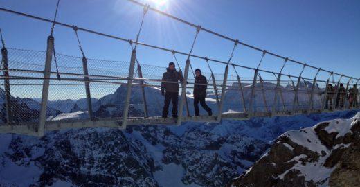 Monte Titlis, a montanha que tem neve o ano todo na Suíça