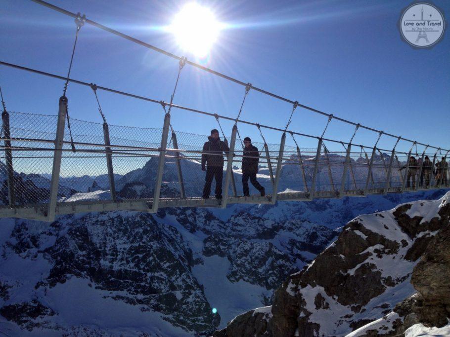 Monte Titli - Cliff Walk