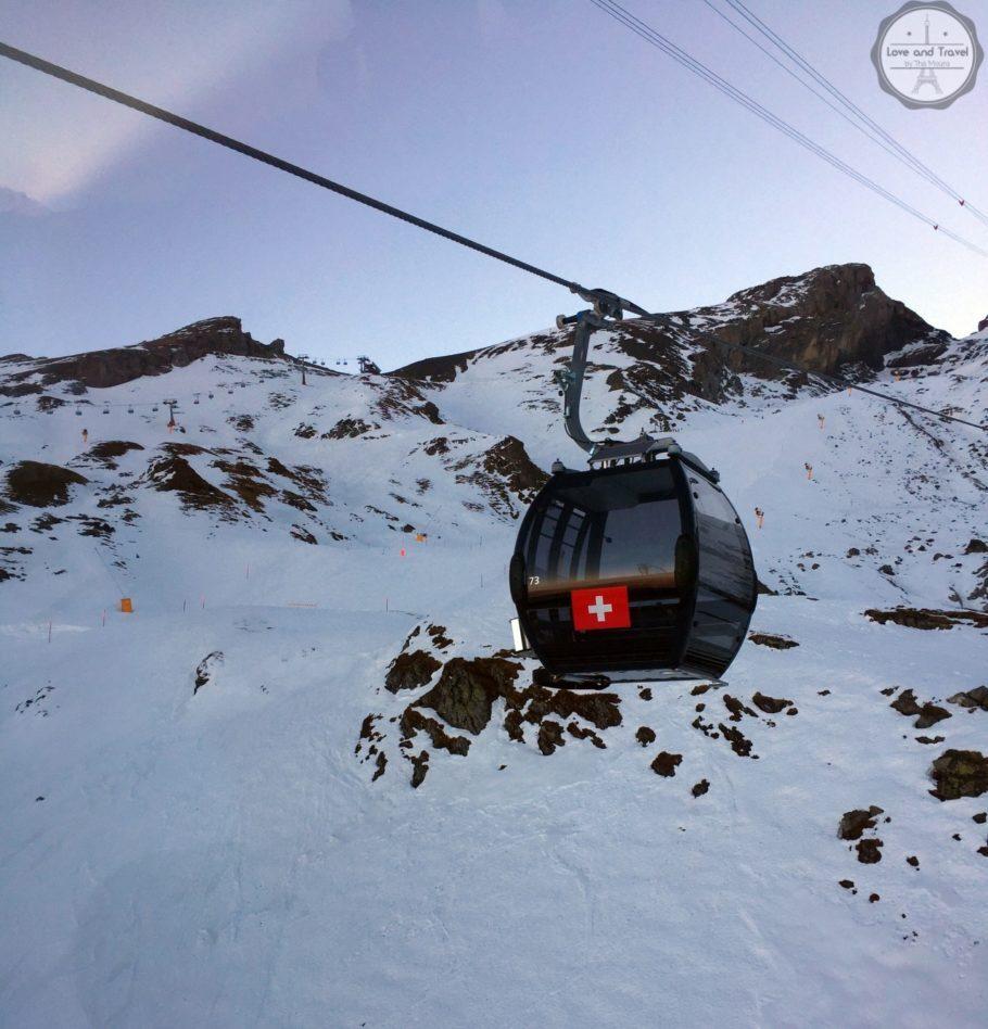 Teleférico do Monte Titlis
