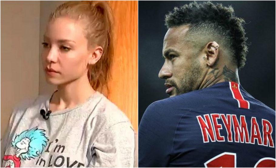 Najila e Neymar