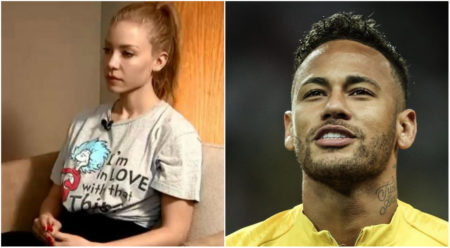 Najila revela novos detalhes da noite com Neymar ao SBT