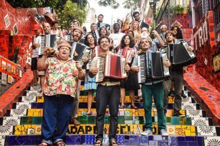 Orquestra Sanfônica do Rio de Janeiro promete aquela noite animada no Centro
