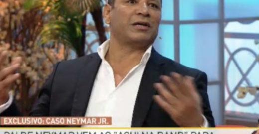 Band alivia Neymar em caso de estupro e revolta web