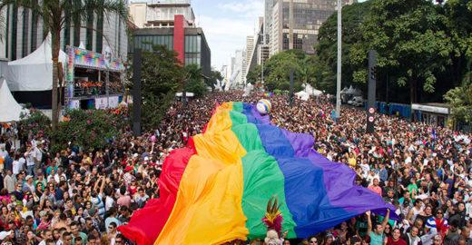 Parada LGBT é espaço para diversão e luta, ressalta organizadora