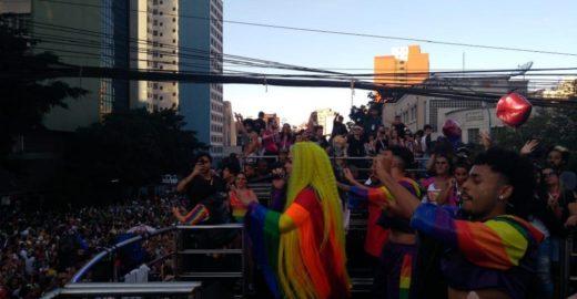 3 milhões marcam presença na 23ª Parada LGBT, diz organização