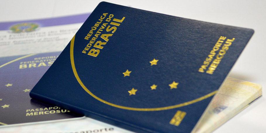 Polícia Federam diz que só tem recursos para emissão de passaporte até agosto