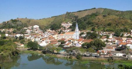município de Paraibuna, no interior de São Paulo