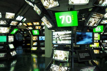 exposição do museu do futebol passeios sp