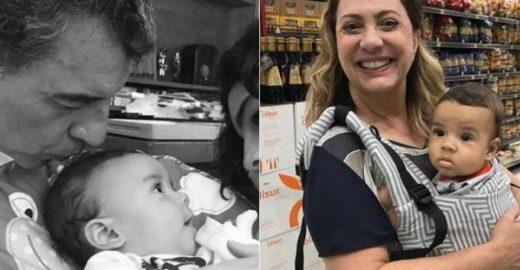 Morre neto de 1 ano de Paulo Betti e Eliane Giardini