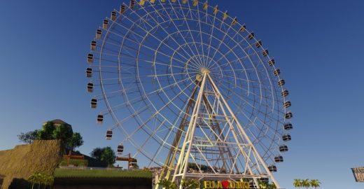 Roda-gigante no Rio terá 90 metros, no estilo London Eye!