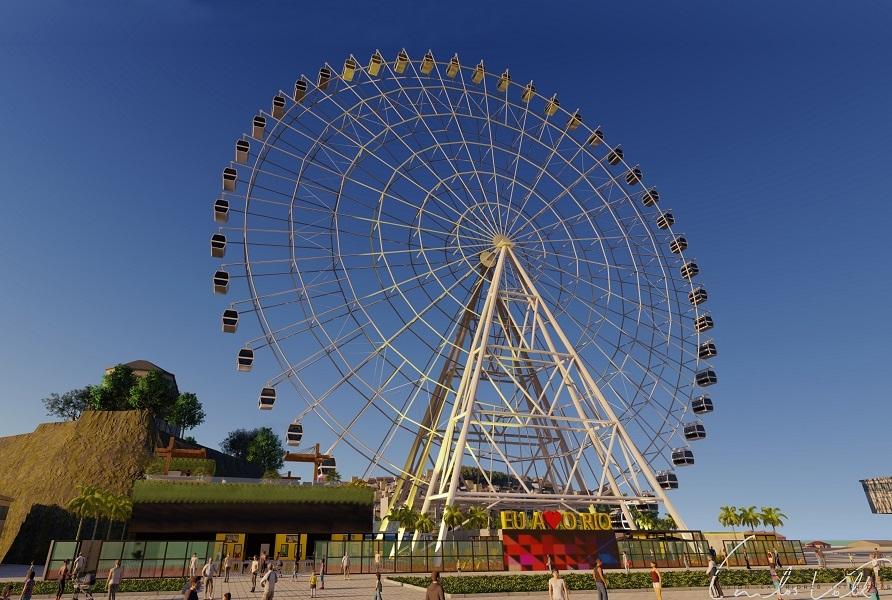 Roda-gigante - Rio de Janeiro