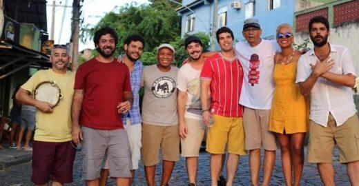 Samba das Estações se apresenta pela primeira vez no Trapiche Gamboa