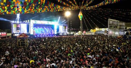 Conheça as 5 maiores festas juninas do Brasil
