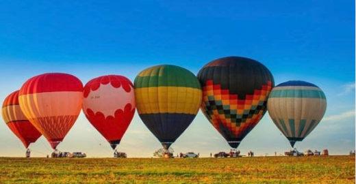 Serra da Canastra, em MG, terá festival de balões em julho