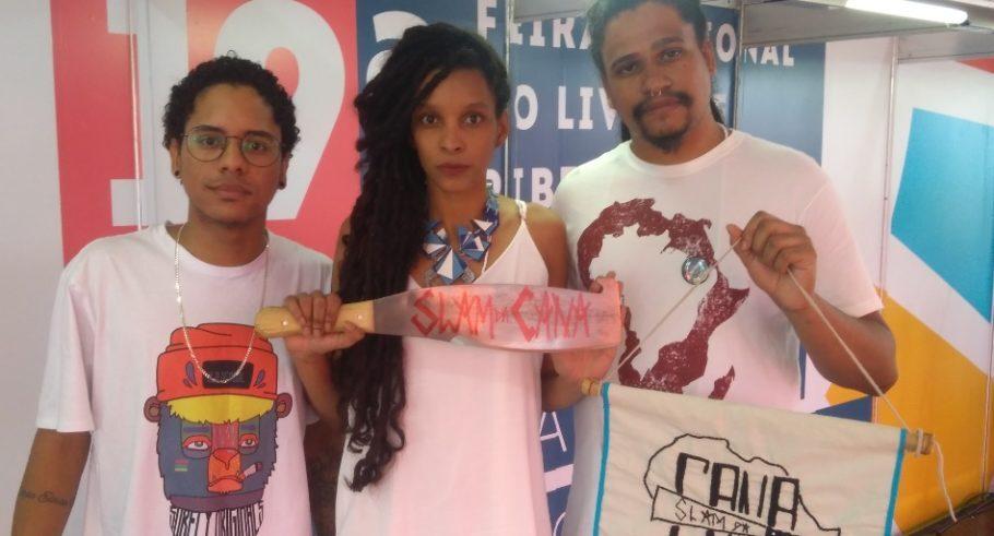 Slam da Cana foi criado para inserir Ribeirão Preto na cena da literatura periférica nacional – Crédito: Catraca Livre