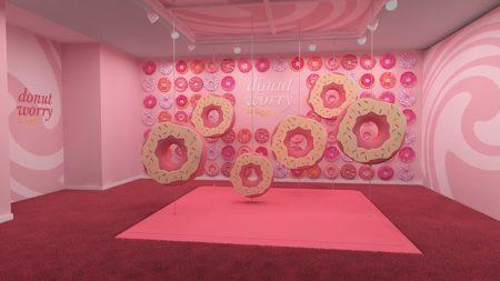 Museu Mais Doce do Mundo tem 15 espaços-instalações com doces gigantes