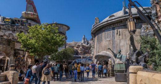 Disney inaugura área temática da saga Star Wars na Califórnia