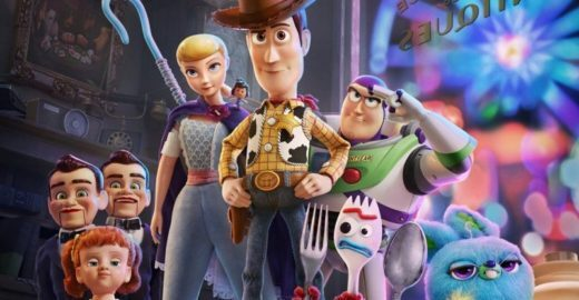 """CineMaterna oferece cortesias para o filme """"Toy Story 4"""" no ABC"""