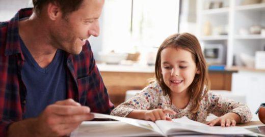 Ajuda dos pais em trabalho escolar deve ser de incentivo