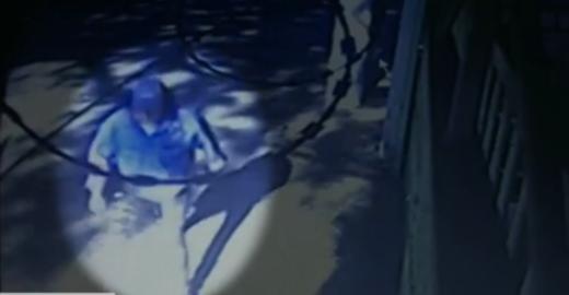 Vídeo mostra assassino de Rafael Miguel fugindo do local do crime