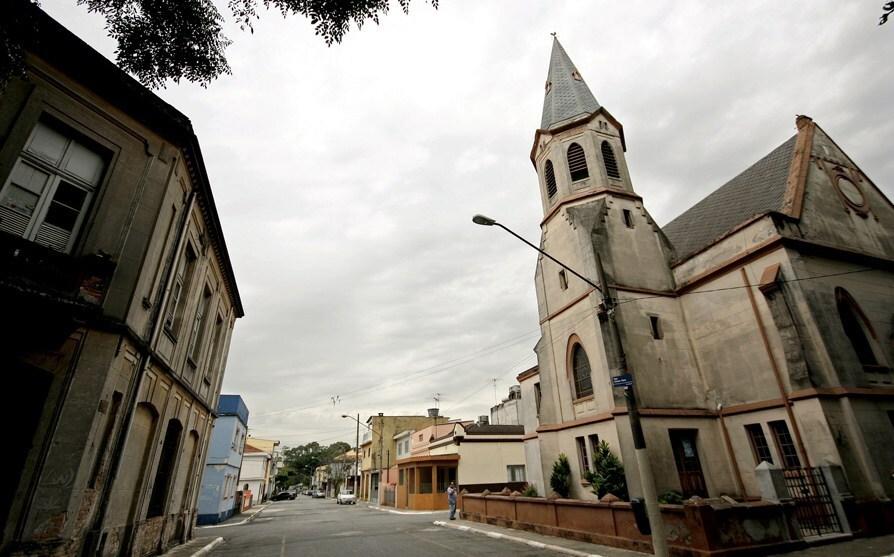 capela são josé vila maria zélia