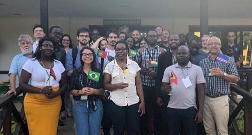 Brasileira se destaca em conferência de países de língua portuguesa