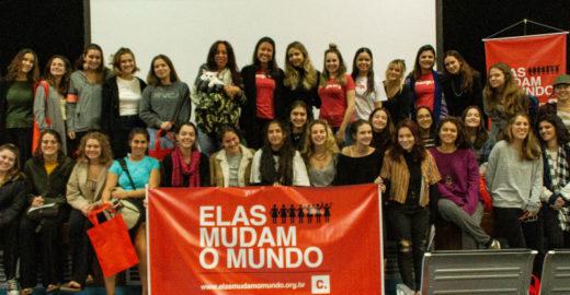 Programa de empoderamento feminino faz workshop na Câmara de SP