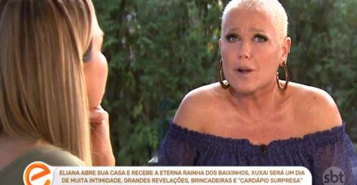 Xuxa diz que fez filme erótico para agradar Pelé
