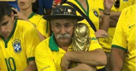 #7x1Day: ninguém se esqueceu do maior vexame do Brasil em Copas