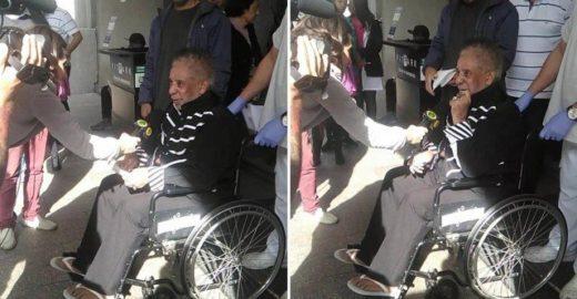 Agnaldo Timóteo recebe alta do hospital após 59 dias