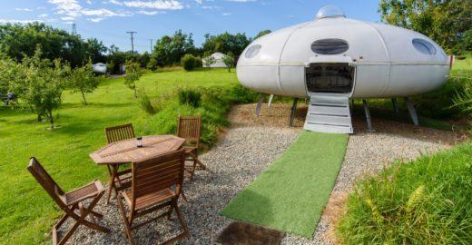 Para comemorar 50 anos do homem na lua, Airbnb coloca casas a R$ 42