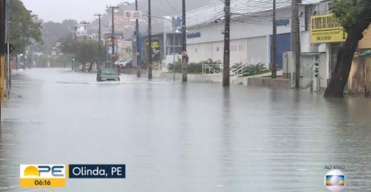 11 pessoas morrem após temporal no Grande Recife