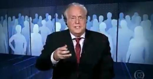 Arnaldo Jabor entra para lista de 'comunistas' após criticar Bolsonaro