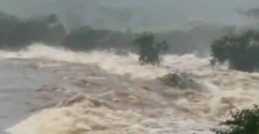 Barragem se rompe na Bahia e moradores terão que deixar suas casas